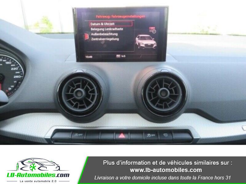 Audi Q2 2.0 TDI 150 ch S tronic 7 Quattro Noir occasion à Beaupuy - photo n°8
