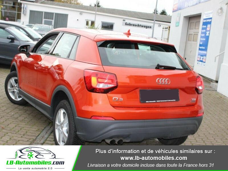 Audi Q2 2.0 TDI 150 ch S tronic 7 Quattro Orange occasion à Beaupuy - photo n°15