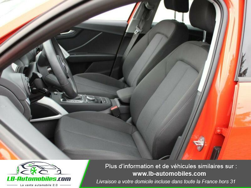 Audi Q2 2.0 TDI 150 ch S tronic 7 Quattro Orange occasion à Beaupuy - photo n°4