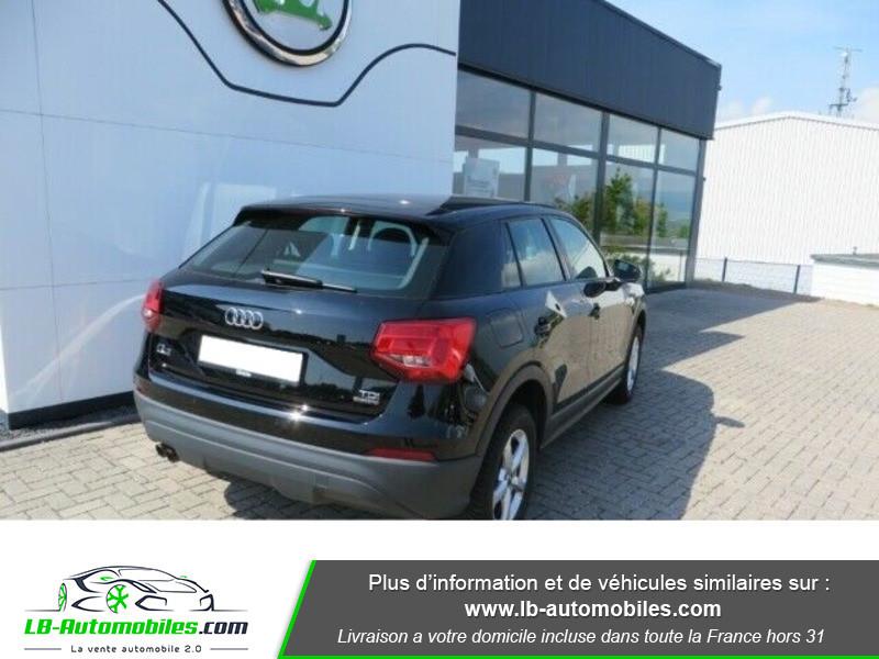 Audi Q2 2.0 TDI 150 ch S tronic 7 Quattro Noir occasion à Beaupuy - photo n°3