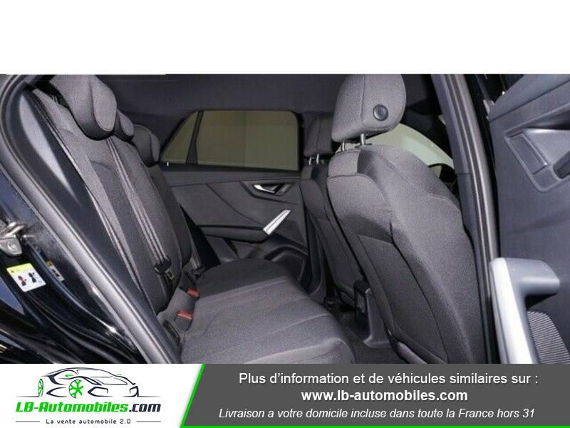 Audi Q2 2.0 TDI 150 ch S tronic 7 Quattro Noir occasion à Beaupuy - photo n°6