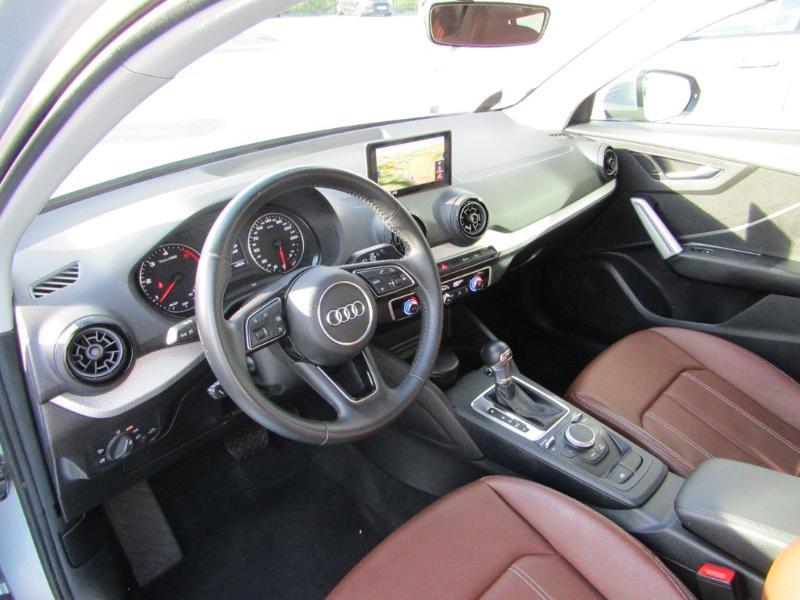 Audi Q2 2.0 TDI 150ch S line quattro S tronic 7  occasion à Millau - photo n°15