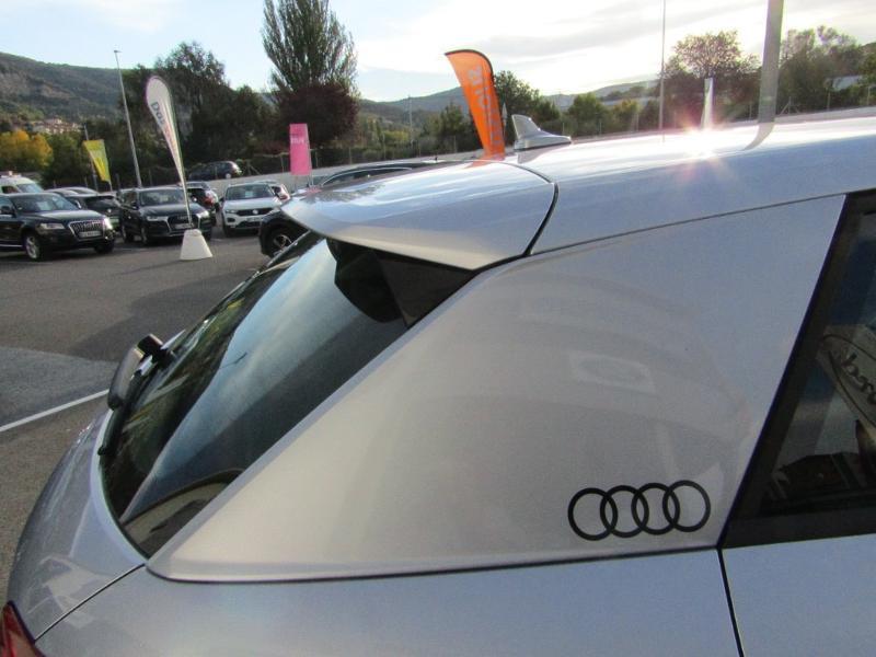 Audi Q2 2.0 TDI 150ch S line quattro S tronic 7  occasion à Millau - photo n°11