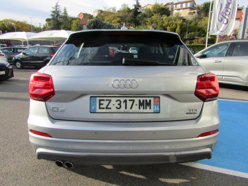 Audi Q2 2.0 TDI 150ch S line quattro S tronic 7  occasion à Millau - photo n°9