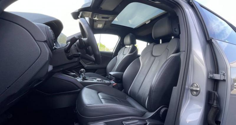 Audi Q2 2.0 TDI 190 ch S tronic 7 Quattro Design Luxe Gris occasion à Saint-Ouen - photo n°6