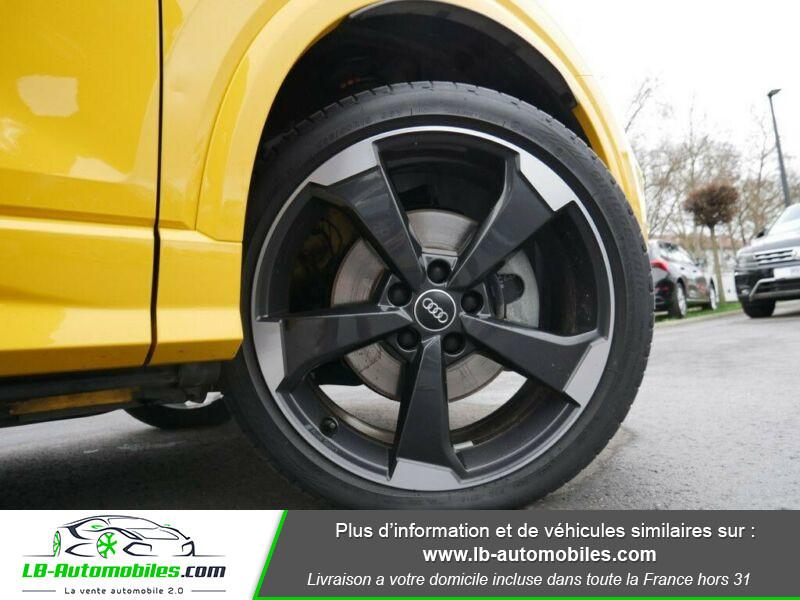 Audi Q2 2.0 TDI 190 ch S tronic 7 Quattro / S-Line Jaune occasion à Beaupuy - photo n°14