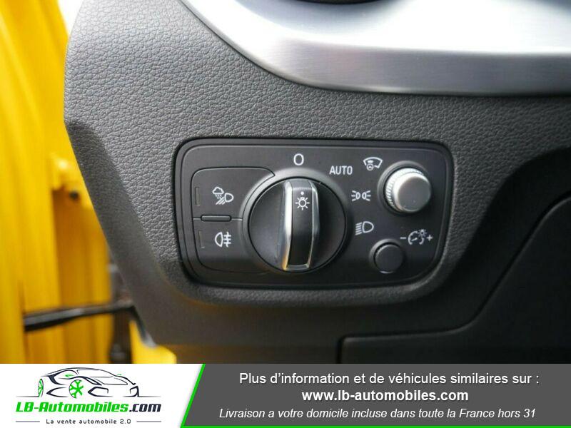 Audi Q2 2.0 TDI 190 ch S tronic 7 Quattro / S-Line Jaune occasion à Beaupuy - photo n°12