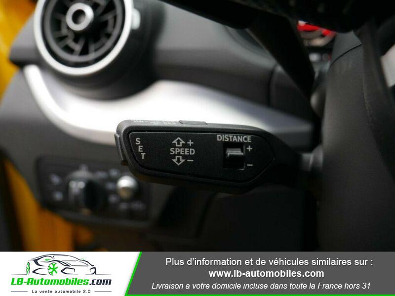 Audi Q2 2.0 TDI 190 ch S tronic 7 Quattro / S-Line Jaune occasion à Beaupuy - photo n°11