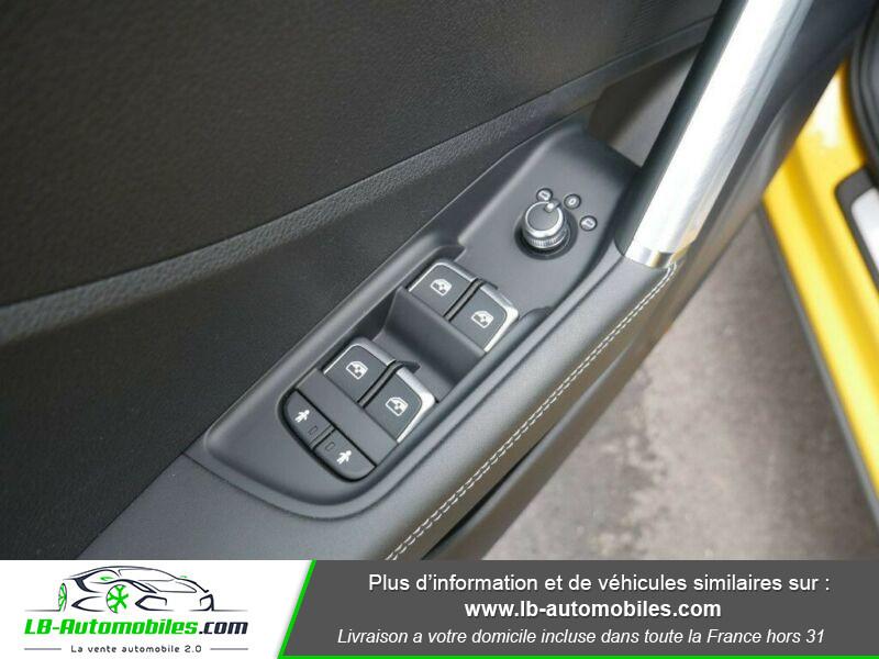 Audi Q2 2.0 TDI 190 ch S tronic 7 Quattro / S-Line Jaune occasion à Beaupuy - photo n°8
