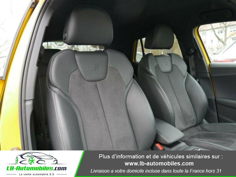 Audi Q2 2.0 TDI 190 ch S tronic 7 Quattro / S-Line Jaune occasion à Beaupuy - photo n°13