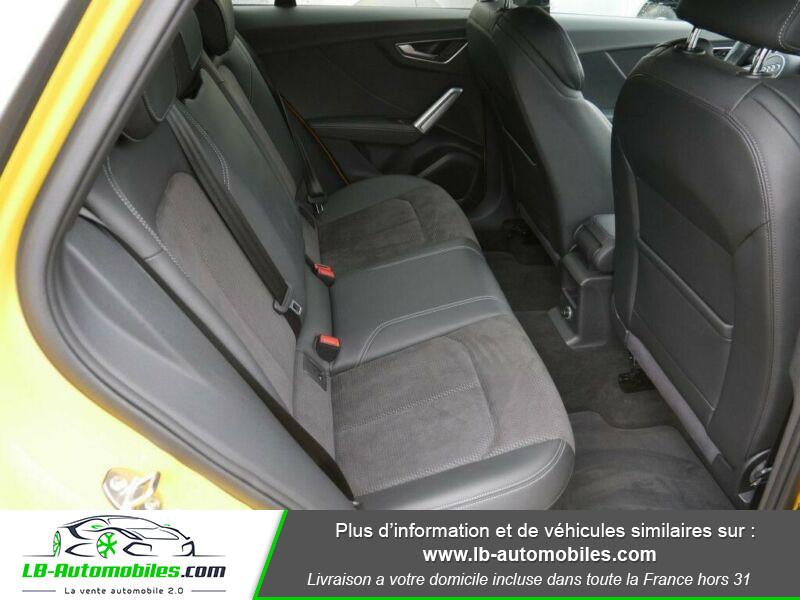 Audi Q2 2.0 TDI 190 ch S tronic 7 Quattro / S-Line Jaune occasion à Beaupuy - photo n°6