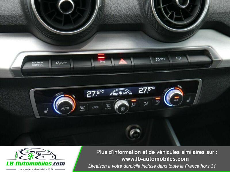 Audi Q2 2.0 TDI 190 ch S tronic 7 Quattro / S-Line Jaune occasion à Beaupuy - photo n°9