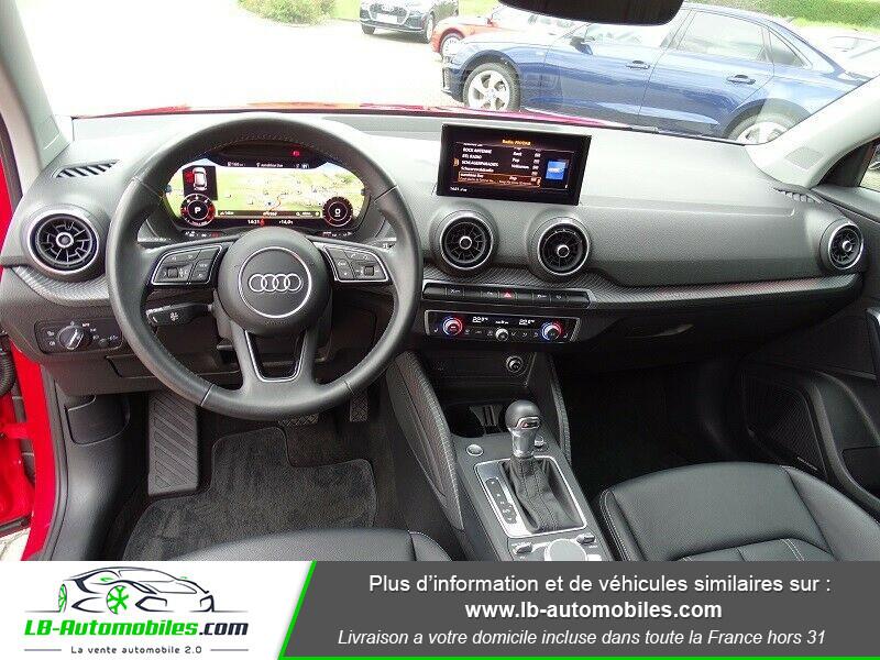 Audi Q2 2.0 TDI 190 ch S tronic 7 Quattro / S-Line Rouge occasion à Beaupuy - photo n°2