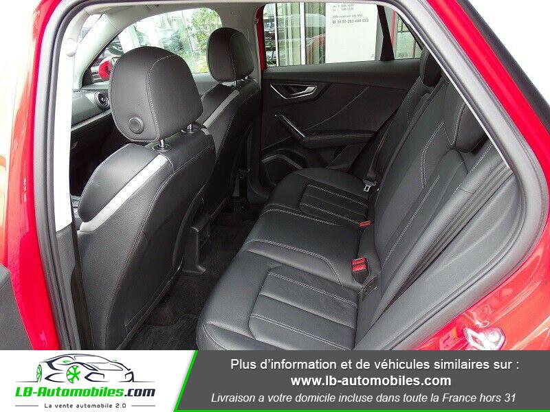 Audi Q2 2.0 TDI 190 ch S tronic 7 Quattro / S-Line Rouge occasion à Beaupuy - photo n°5