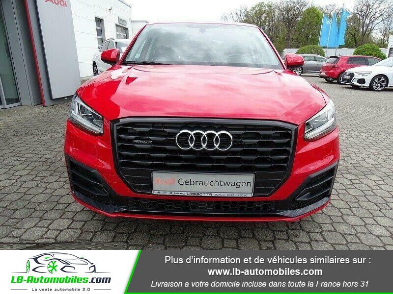 Audi Q2 2.0 TDI 190 ch S tronic 7 Quattro / S-Line Rouge occasion à Beaupuy - photo n°8