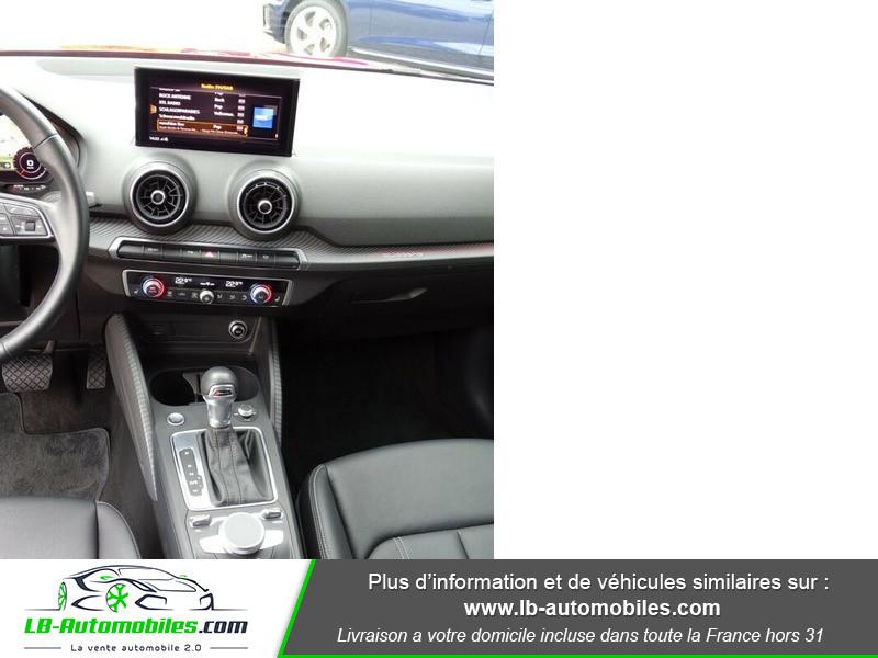 Audi Q2 2.0 TDI 190 ch S tronic 7 Quattro / S-Line Rouge occasion à Beaupuy - photo n°6