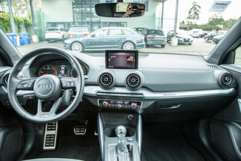Audi Q2 2.0 TDI 190CH S LINE QUATTRO S TRONIC 7 Gris occasion à Villenave-d'Ornon - photo n°9
