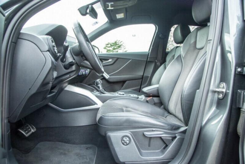 Audi Q2 2.0 TDI 190CH S LINE QUATTRO S TRONIC 7 Gris occasion à Villenave-d'Ornon - photo n°7