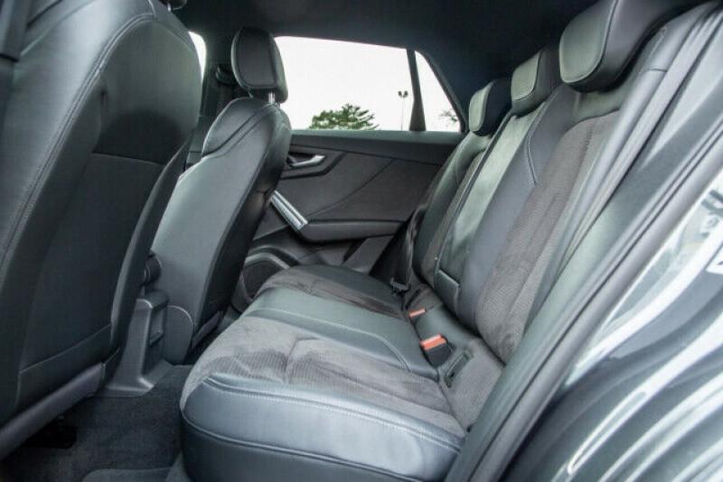 Audi Q2 2.0 TDI 190CH S LINE QUATTRO S TRONIC 7 Gris occasion à Villenave-d'Ornon - photo n°8
