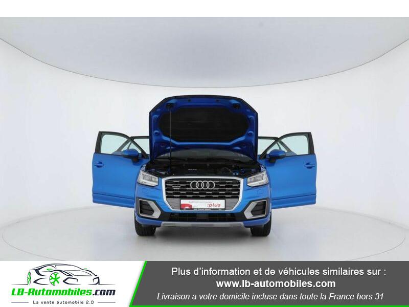 Audi Q2 2.0 TFSI 190 ch S tronic 7 Quattro Bleu occasion à Beaupuy - photo n°8
