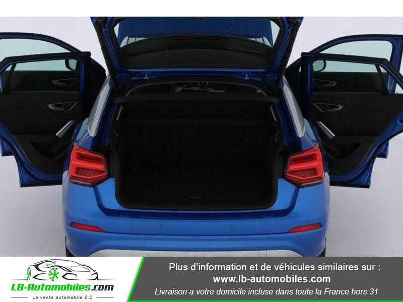 Audi Q2 2.0 TFSI 190 ch S tronic 7 Quattro Bleu occasion à Beaupuy - photo n°12