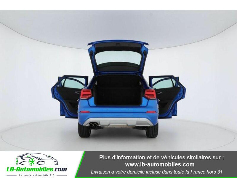 Audi Q2 2.0 TFSI 190 ch S tronic 7 Quattro Bleu occasion à Beaupuy - photo n°9