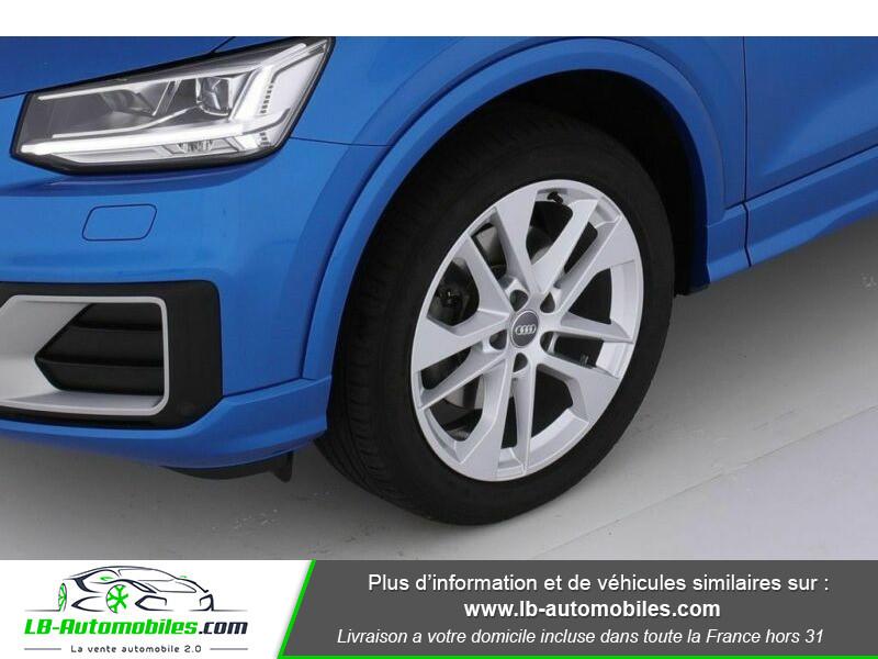 Audi Q2 2.0 TFSI 190 ch S tronic 7 Quattro Bleu occasion à Beaupuy - photo n°13