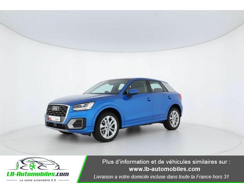 Audi Q2 2.0 TFSI 190 ch S tronic 7 Quattro Bleu occasion à Beaupuy