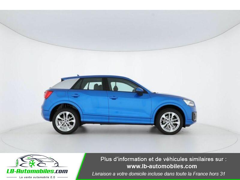 Audi Q2 2.0 TFSI 190 ch S tronic 7 Quattro Bleu occasion à Beaupuy - photo n°6
