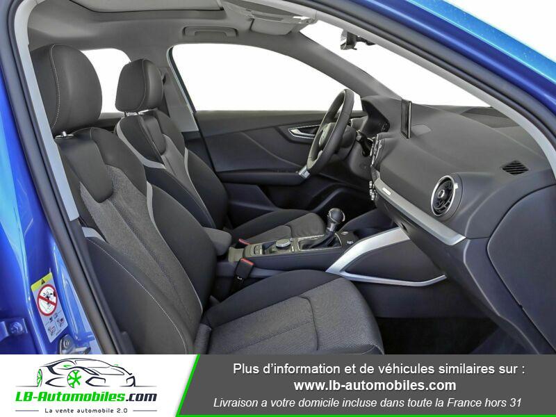 Audi Q2 2.0 TFSI 190 ch S tronic 7 Quattro Bleu occasion à Beaupuy - photo n°4