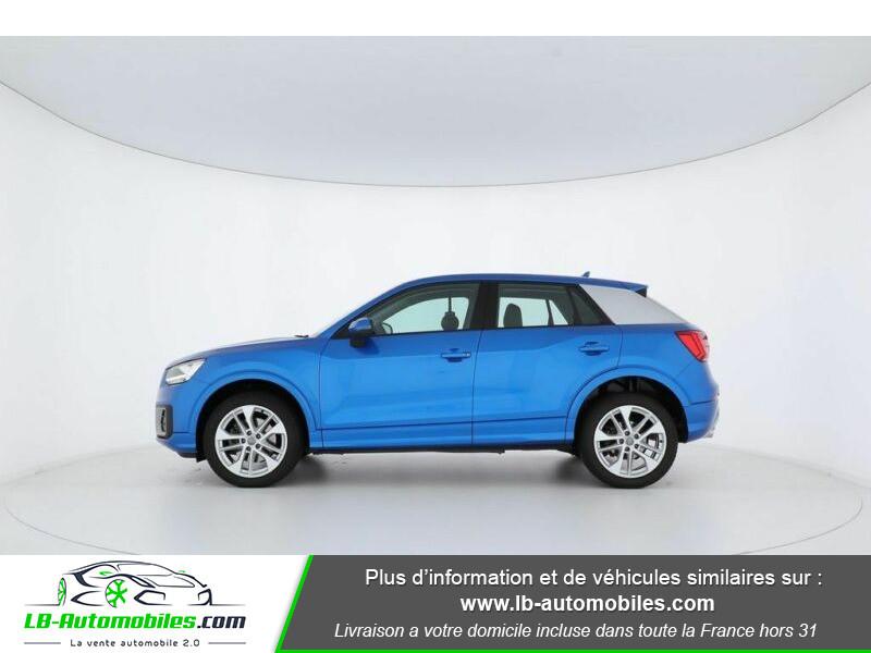 Audi Q2 2.0 TFSI 190 ch S tronic 7 Quattro Bleu occasion à Beaupuy - photo n°7