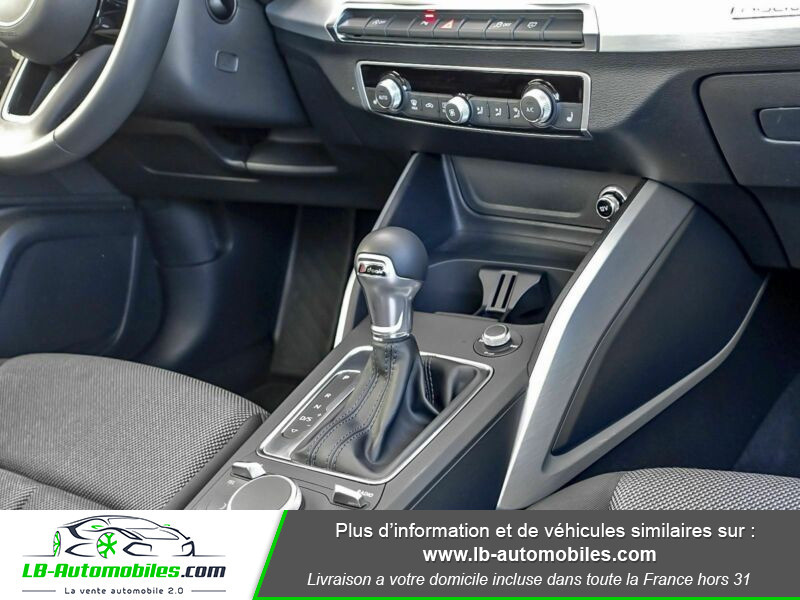 Audi Q2 2.0 TFSI 190 ch S tronic 7 Quattro Bleu occasion à Beaupuy - photo n°5