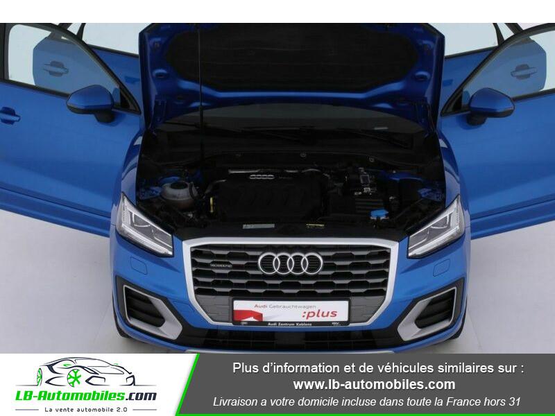 Audi Q2 2.0 TFSI 190 ch S tronic 7 Quattro Bleu occasion à Beaupuy - photo n°14