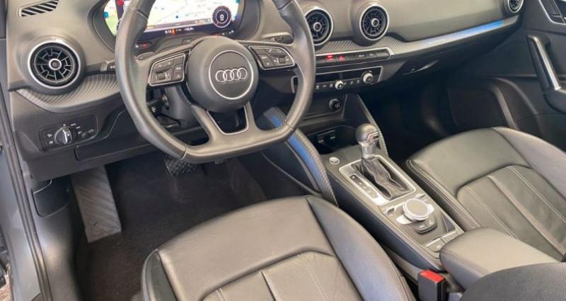 Audi Q2 2.0 Tfsi 190 Quattro Design Luxe S Line S Tronic 7 Gris occasion à VILLE LA GRAND - photo n°6