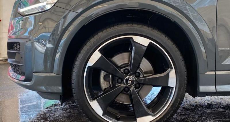 Audi Q2 2.0 Tfsi 190 Quattro Design Luxe S Line S Tronic 7 Gris occasion à VILLE LA GRAND - photo n°2