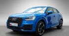 Audi Q2 2.0 TFSI 190ch S line quattro S tronic 7 Bleu à Boulogne-Billancourt 92