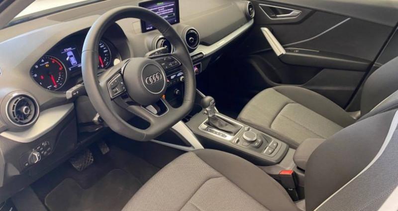 Audi Q2 30 TDI 116 S tronic 7 Sport Blanc occasion à Bourgogne - photo n°3