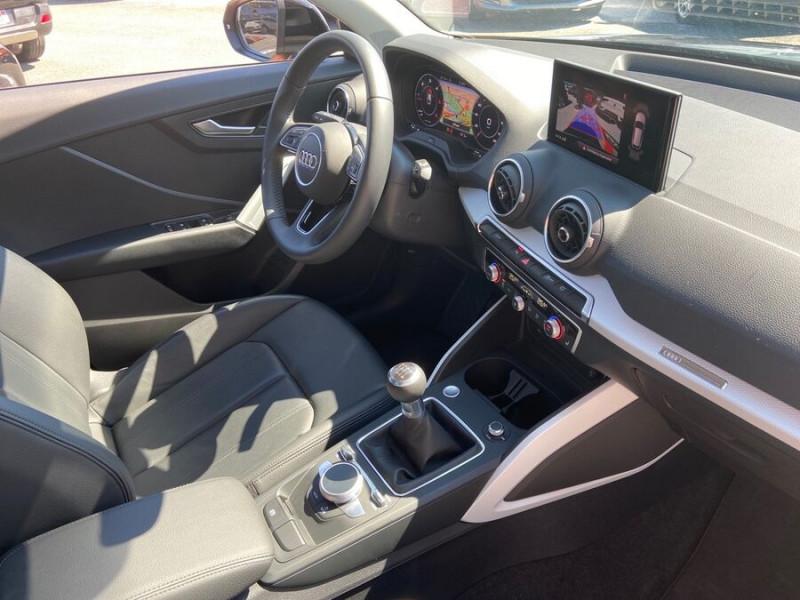 Audi Q2 30 TDI 116 SPORT LIMITED Full LED GPS JA17 Noir occasion à Lescure-d'Albigeois - photo n°9