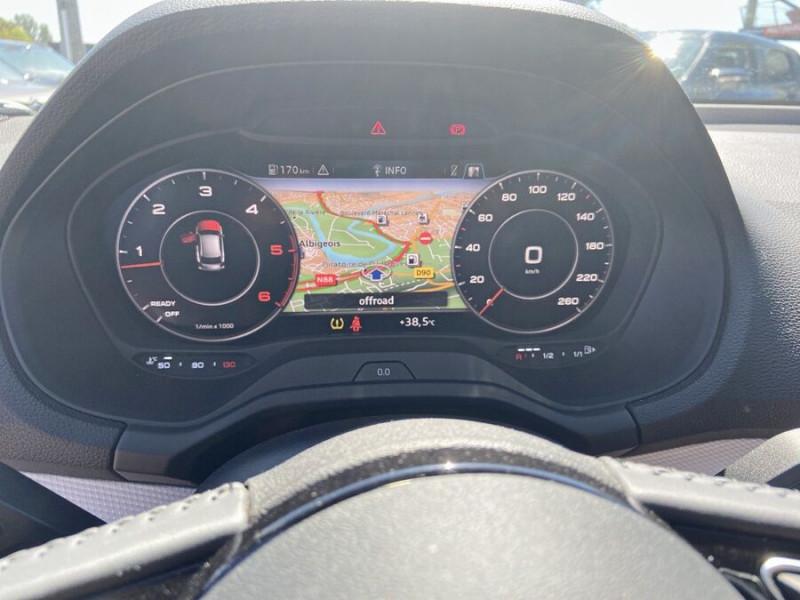 Audi Q2 30 TDI 116 SPORT LIMITED Full LED GPS JA17 Noir occasion à Lescure-d'Albigeois - photo n°15
