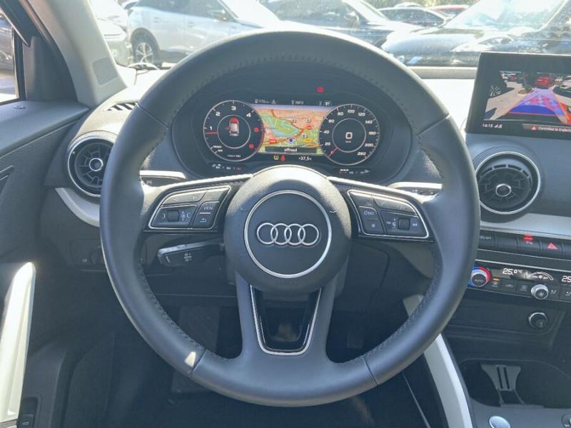 Audi Q2 30 TDI 116 SPORT LIMITED Full LED GPS JA17 Noir occasion à Lescure-d'Albigeois - photo n°13