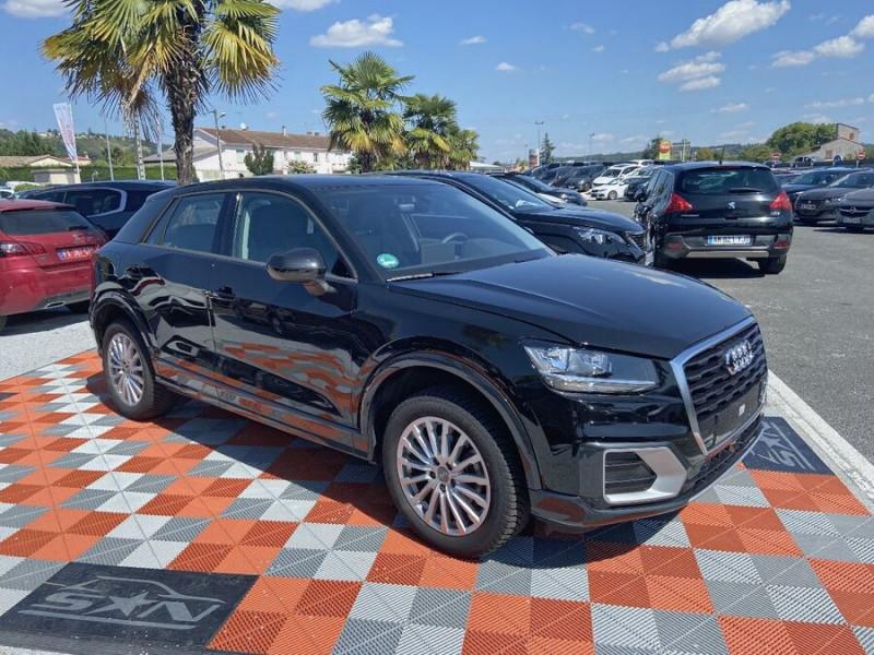 Audi Q2 30 TDI 116 SPORT LIMITED Full LED GPS JA17 Noir occasion à Lescure-d'Albigeois - photo n°10