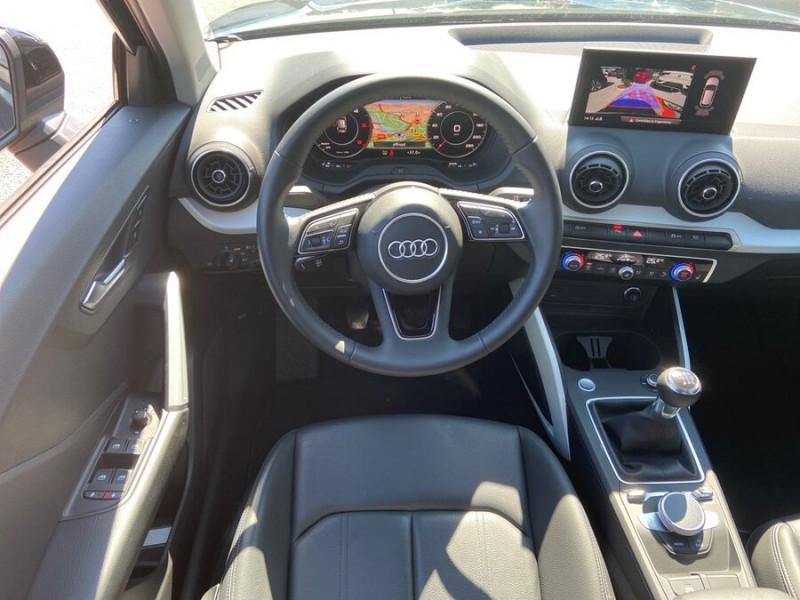 Audi Q2 30 TDI 116 SPORT LIMITED Full LED GPS JA17 Noir occasion à Lescure-d'Albigeois - photo n°11