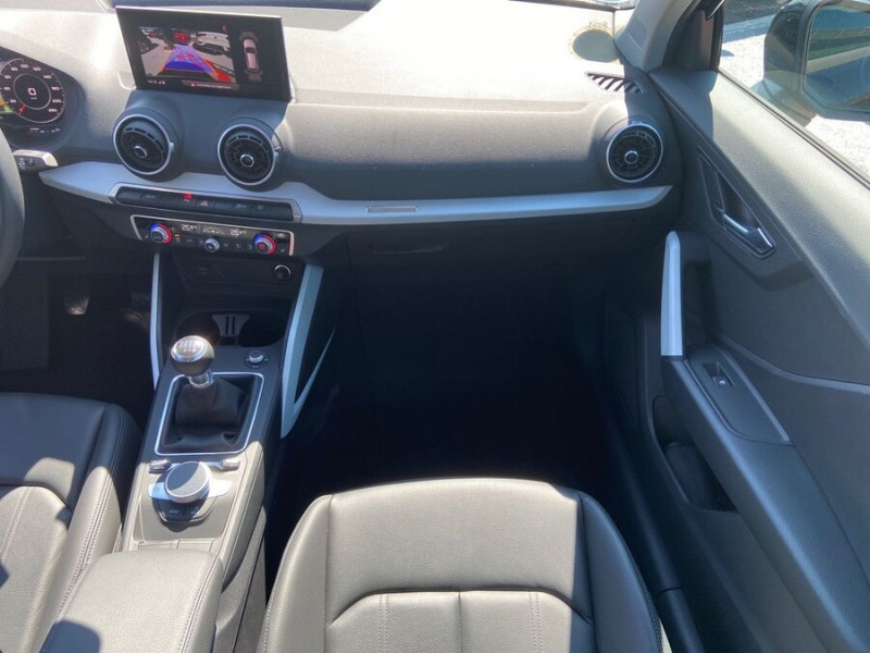 Audi Q2 30 TDI 116 SPORT LIMITED Full LED GPS JA17 Noir occasion à Lescure-d'Albigeois - photo n°12