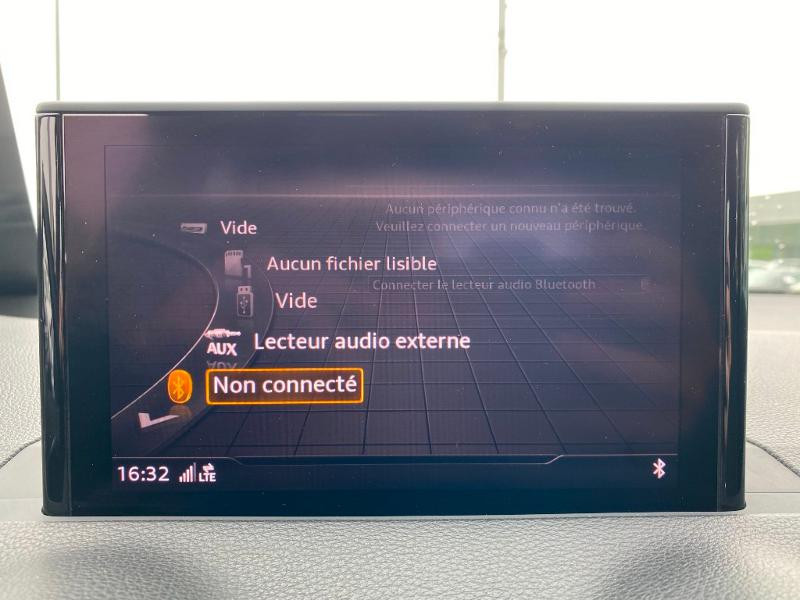 Audi Q2 30 TDI 116ch S line Euro6d-T Blanc occasion à Albi - photo n°20