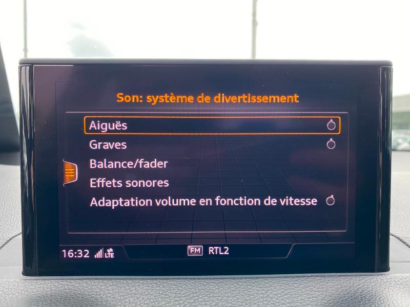 Audi Q2 30 TDI 116ch S line Euro6d-T Blanc occasion à Albi - photo n°19