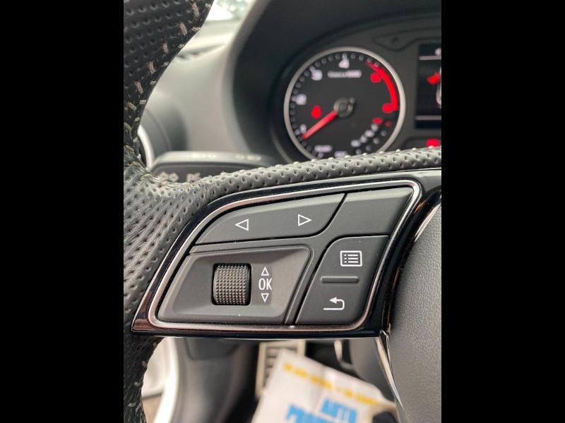 Audi Q2 30 TDI 116ch S line Euro6d-T Blanc occasion à Albi - photo n°14