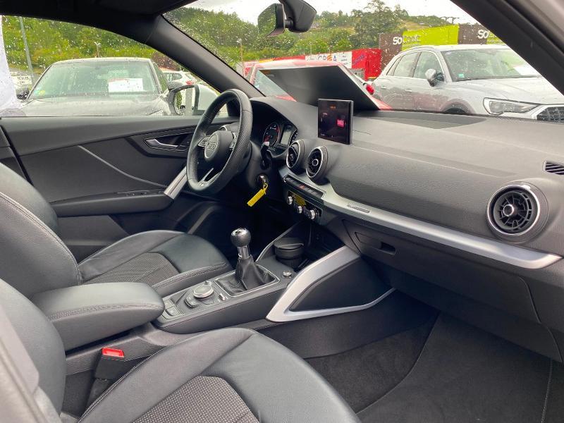Audi Q2 30 TDI 116ch S line Euro6d-T Blanc occasion à Albi - photo n°6