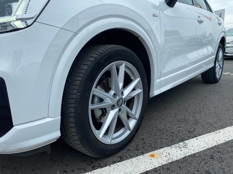 Audi Q2 30 TDI 116ch S line Euro6d-T Blanc occasion à Albi - photo n°3
