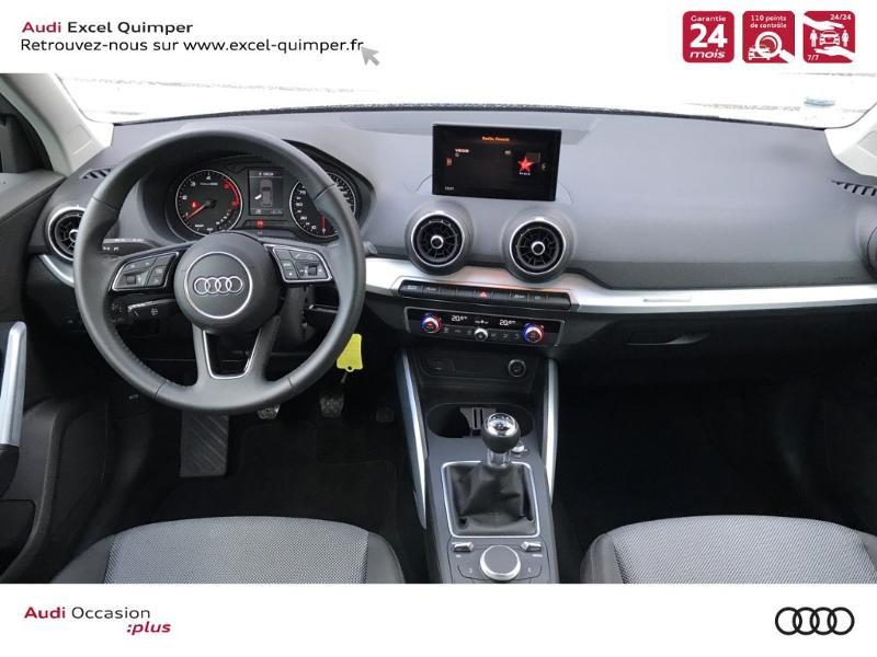 Audi Q2 30 TDI 116ch Sport Euro6d-T 124g Argent occasion à Quimper - photo n°6