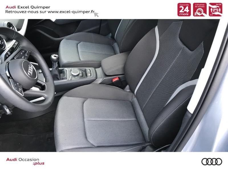 Audi Q2 30 TDI 116ch Sport Euro6d-T 124g Argent occasion à Quimper - photo n°7